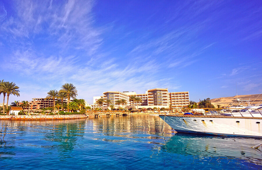 ROYAL LAGOONS AQUA PARK RESORT HURGHADA 5 * - Хургада, Египет